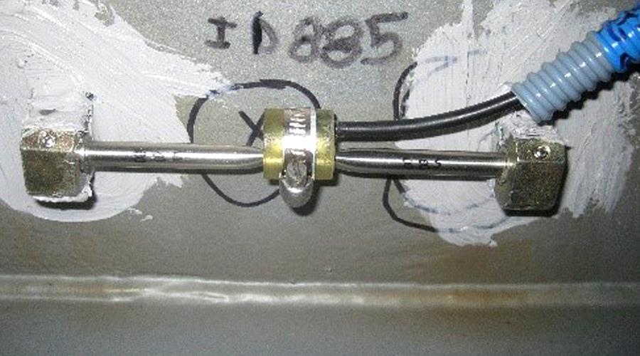 Instrumentación de las estructuras de la variante de Ermua - 3