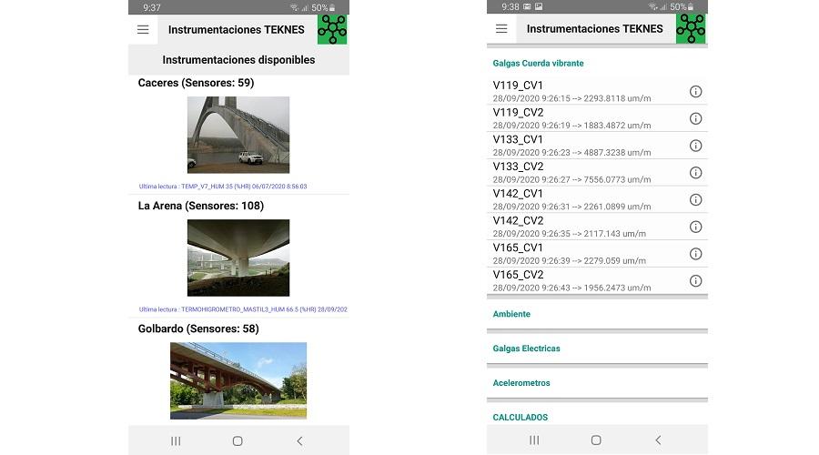 APP y WEB de instrumentación - 4
