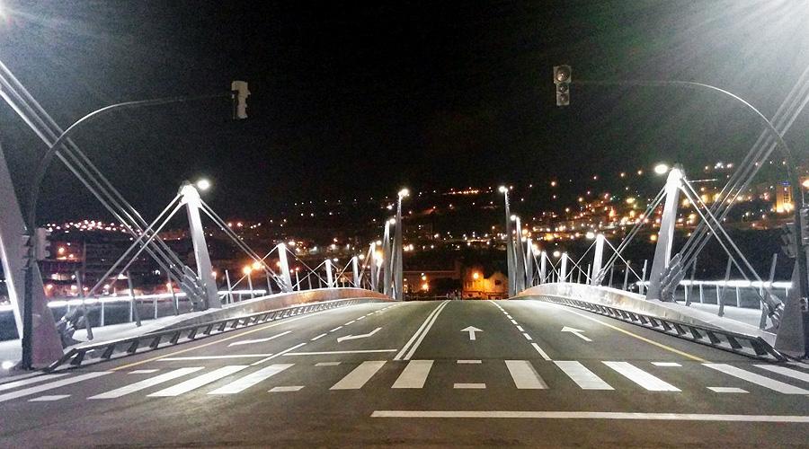 Se inaugura el Puente Frank Gehry de Bilbao - 1