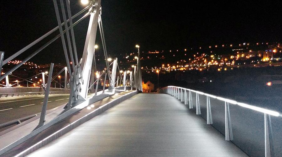 Se inaugura el Puente Frank Gehry de Bilbao - 2