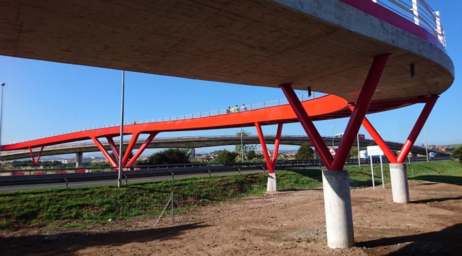 Se inaugura la pasarela de Raos en Santander - 2